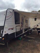 Near New 23ft Windsor Caravan Inglewood Loddon Area Preview