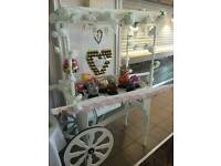 Wedding package/ candy cart/ photo booth/ ferrero roche stand