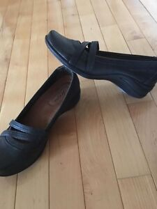 Soulier hush puppies