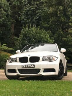 BMW 135i Coupe E82 Sports Car