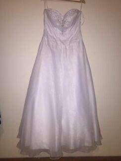 Wedding Dress size 12-16 Great Condition Hawthorndene Mitcham Area Preview