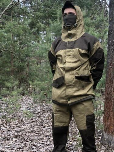 GORKA 3 UNIFORM CAMOUFLAGE RUSSIAN ARMY MILITARY STYLE HUNTING FISHING AIRSOFT