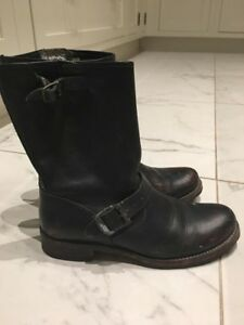 Women's Frye Veronica Short Boots Size 9