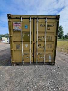 20FT B GRADE SHIPPING CONTAINER WE ALSO DELIVER