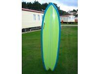 Gulfstream surfboard