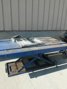 Atv/utv/motorcycle lift table