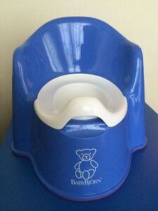 Baby BJORN Potty - Blue