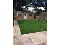 Gardener with experience.Paving,fencing,turfing,maintenance,driveways,decking,artificial grass.