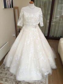 Brand new Callista wedding dress 16/18