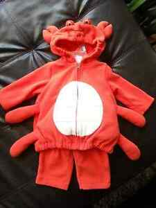 Carter's Infant Crab/Lobster Halloween Costume