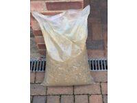 10 bags 10mm gravel