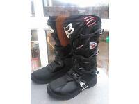 Men's Fox Enduro / Motocross Boots