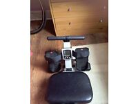 York Fitness R101 Heritage Rowing Machine in EXCELLENT NEW Condition!!!
