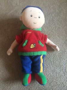 Caillou Stuffy
