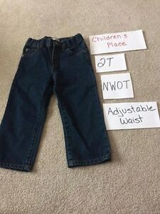 ALL NEW! Boys Name Brand Pants Lot - Size 2T