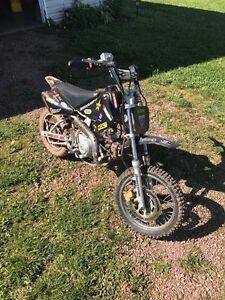 110 Yamoto dirtbike