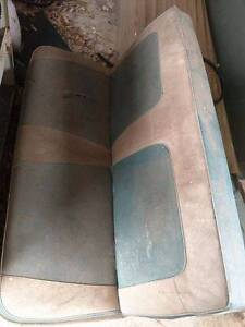 Holden Bench seat EH wagon OR EK VAN Yankalilla Yankalilla Area Preview