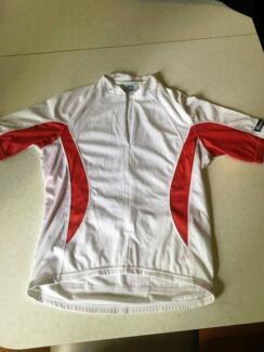 Women's Short Sleeve/Cycling Bike Rider's Jersey's/Shirts x 3 designs