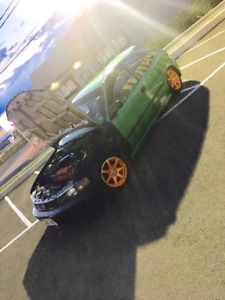 Slammed Honda Civic Hatch, Many Mods, Skunk 2 Coilovers Etc 2200