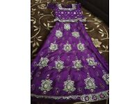Girls lengha 7/8/9