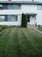 Comfortable, tasteful, fresh 2 BR townhouse 1 block from Pembina