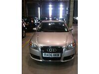 Audi A4 s-line 2.0 sliver 06plate Not VW golf VW BMW A3 A5