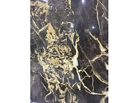 Rustic Marble wet wall panels bathroom kitchen shower ply wetwall