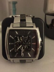 Kenneth Cole men's automatic stainless watch