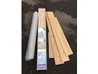 Quick Step Flooring & Underlay