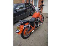Harley Davidson 1340 evo
