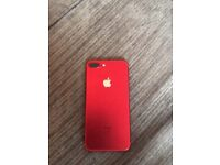 iPhone 7 Plus Red Limited Edition UNLOCKED 128GB