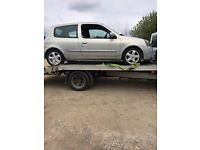 ALL SCRAP VEHICLES WANTED BEST PRICES PAID SAME DAY COLLECTION