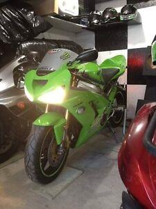 2003 Kawasaki Zx 636 r Ninja