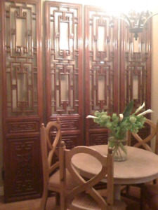 Sold PPU - Asian Doors / Panels