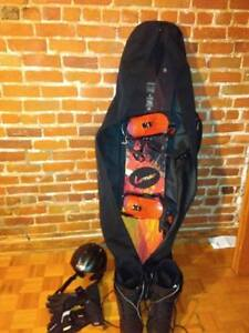 Snowboard and more!