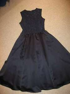 Jessica Mclintock Navy Blue Tea Length Mother of the Bride Dress Kitchener / Waterloo Kitchener Area image 1