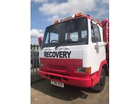 7.5 ton Recovery Truck