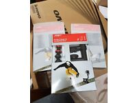 Joby Action Clamp and GorillaPod Arm with GoPro Mount