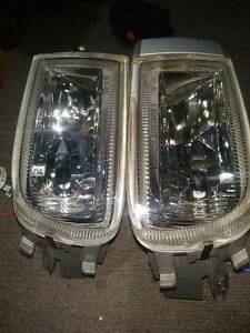 N15 JDM SSS VZR Clear Crystal style OEM Fog lamps LIKE NEW Wollongong Wollongong Area Preview