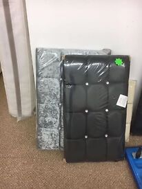 Various size headboards