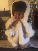 Vintage native doll 1975