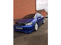 Vauxhall astra coupe 12 mnths mot