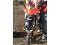 Aprilia sr 125 x2 spair s or repairs