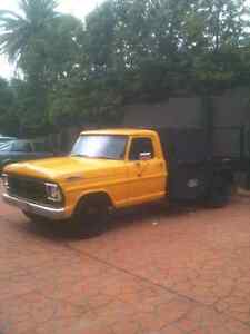 Ford f250 1972 Gorokan Wyong Area Preview