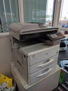 2nd hand RICOH Aficio MP 301SPF Printer Coffs Harbour Coffs Harbour City Preview