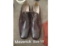 Men's formal leather shoes!(names and size on pictures)