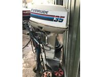 Evinrude 35 2 stroke engine