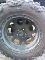 20 inch rims with 35s for a ford f150