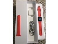 Apple Sports watch 7000 series.
