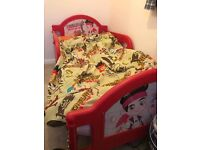 Jake & the neverland pirates toddler bed